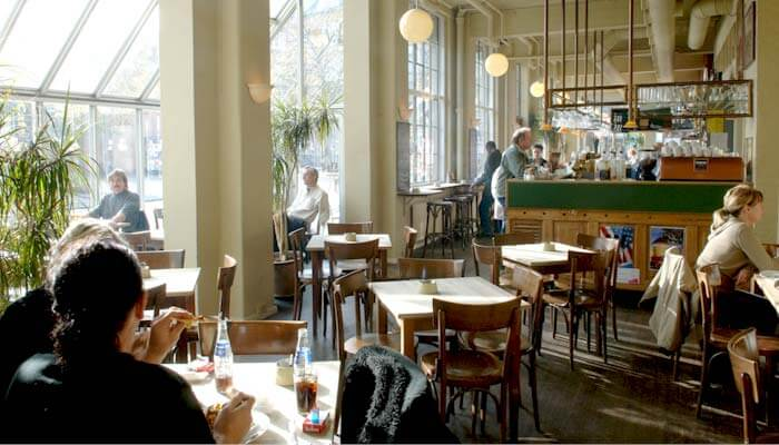 Cafés in Odense
