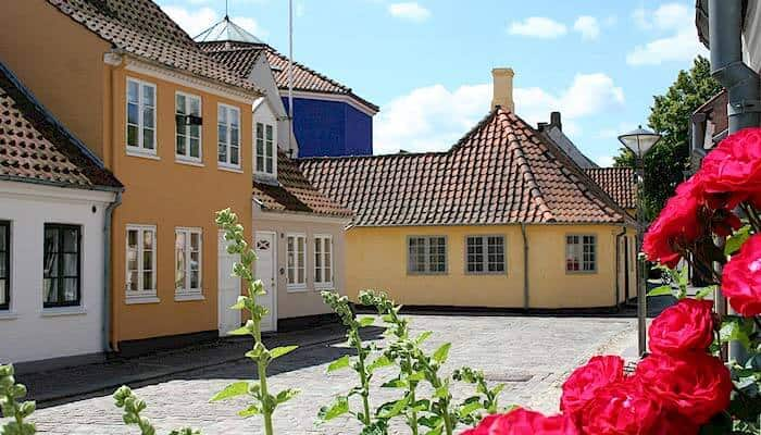 Hans Christian Andersens Haus in Odense