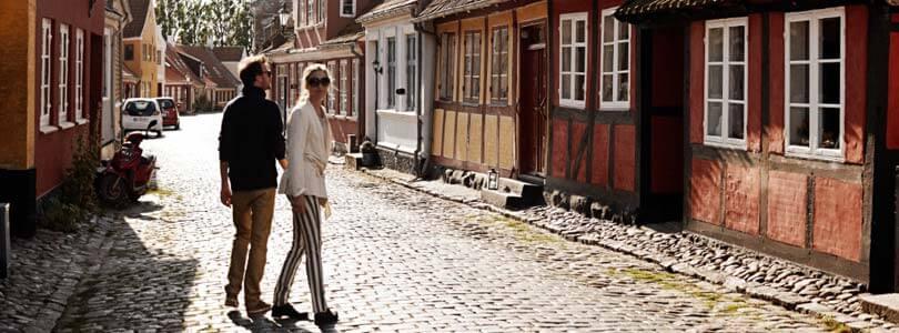 Mieten Sie ein Ferienhaus in Ærøskøbing auf der Insel Ærø in Dänemark