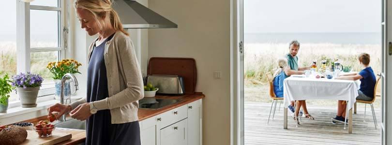 Familienurlaub im Ferienhaus bei Faaborg auf der Insel Fünen