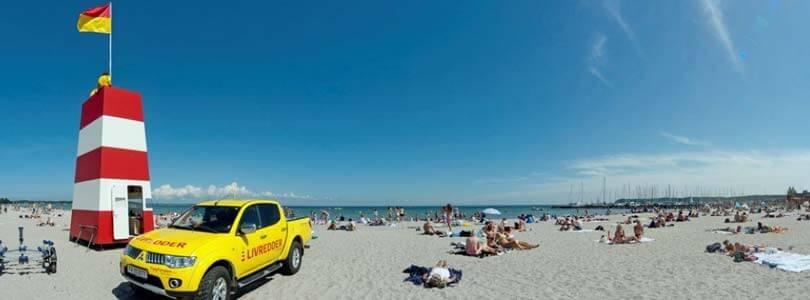 Ferienhaus Fünen - Kerteminde Strand
