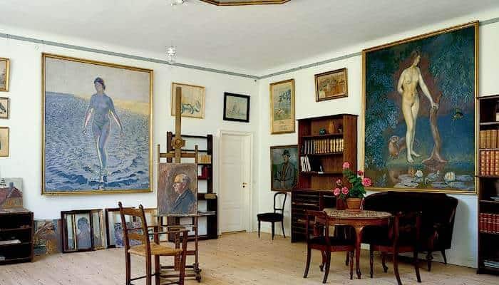 Johannes Larsen Kunstmuseum in Kerteminde