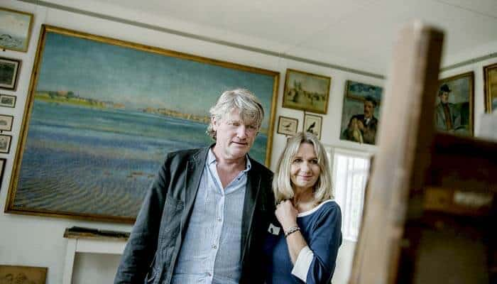 Museen auf Insel Fünen in Dänemark