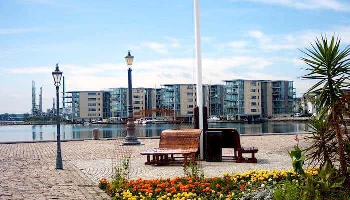 Nyborg Hafen - Fünen