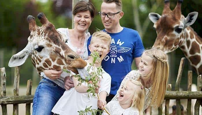 Zoo's und andere Tierattraktionen auf Fünen