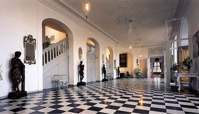 Restaurierung Schloss Valdemar